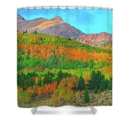 Don't Be Impressed By Followers And Possessions. Be Impressed By Kindness, Humility, And Integrity.  Shower Curtain