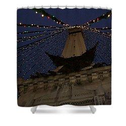Don't Rain On My Parade Shower Curtain