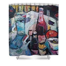 Door Co Stillyf Shower Curtain