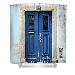 Door No 67 Shower Curtain
