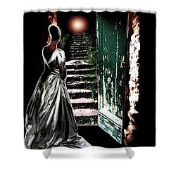 Door Of Opportunity Shower Curtain