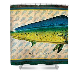 Dorado Shower Curtain