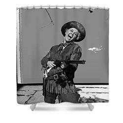 Doris Day Publicity Photo Calamity Jane 1953-2015 Shower Curtain