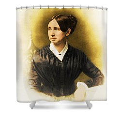 Dorothea Dix, American Reformer Shower Curtain by Photo Researchers