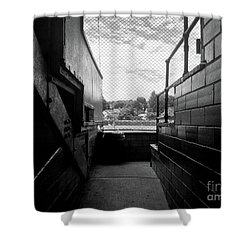 Doubleday Field Walk Up Shower Curtain