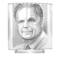 Doug Jones Shower Curtain