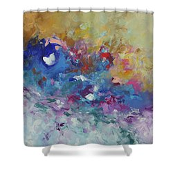 Dove Shower Curtain