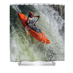 Down The Spout Shower Curtain