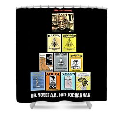 Dr. Ben Shower Curtain