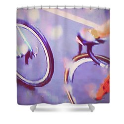 Drafting Shower Curtain