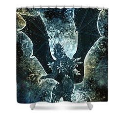 Dragon Spirit Shower Curtain