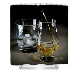 Dram Shower Curtain