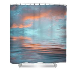 Drama Shower Curtain by Jerry McElroy