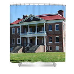Drayton Hall Shower Curtain