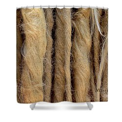Dreads Shower Curtain