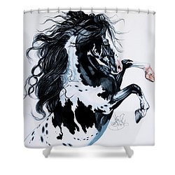 Dream Horse Series #2001 Shower Curtain