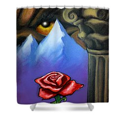 Dream Image 5 Shower Curtain by Kevin Middleton