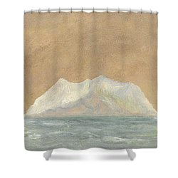 Dream Island II Shower Curtain