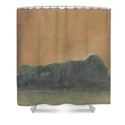 Dream Island IIi Shower Curtain