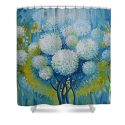 Dream Land Shower Curtain