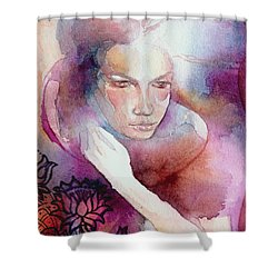 Dream Lotus Shower Curtain