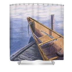 Dream Machine Shower Curtain