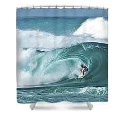 Dream Surf Shower Curtain