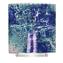 Shower Curtain featuring the photograph Dreamcatcher by LemonArt Photography