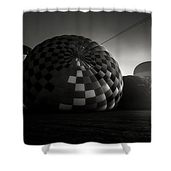 Dreamers Of A Dream Shower Curtain by Jorge Maia