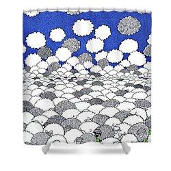 Dreamfield Shower Curtain