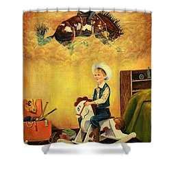 Dreamin Shower Curtain
