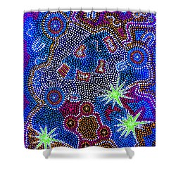 Dreaming 1 Shower Curtain