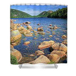 Dreaming Of Acadia Shower Curtain