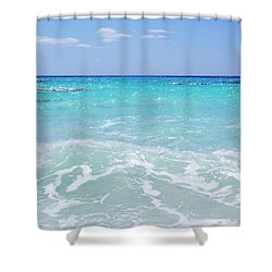 Dreaming Of The Beach Shower Curtain