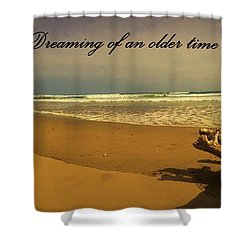 Dreaming Shower Curtain by Pamela Blizzard
