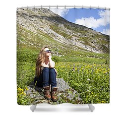 Dreaming The Dream Shower Curtain