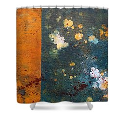 Dreaming Shower Curtain by Theresa Marie Johnson