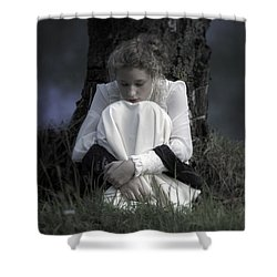 Dreaming Under A Tree Shower Curtain by Joana Kruse