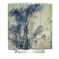 Shower Curtain featuring the photograph Dreamland by Tom Vaughan