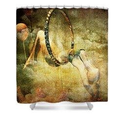 Dreamlike Vision Shower Curtain