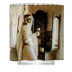 Dreams And Memories Shower Curtain