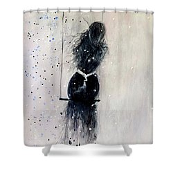 Dreams Come True.. 6 Shower Curtain by Cristina Mihailescu