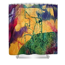 Dreams Defered Shower Curtain