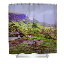 Dreams #g8 Shower Curtain