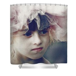Dreams In Tulle 2 Shower Curtain by Marna Edwards Flavell