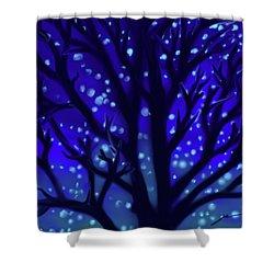 Dreams Of Needham Shower Curtain