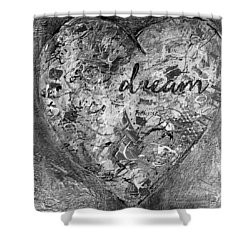Dreamvariation Shower Curtain