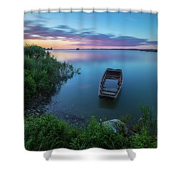 Dreamy Colors Of The East Shower Curtain