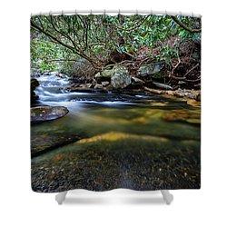 Dreamy Creek Shower Curtain