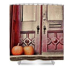 Dreamy Doors Shower Curtain